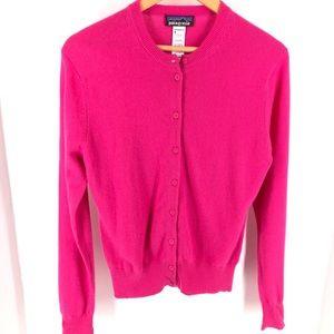 Patagonia Pink Cashmere Cardigan